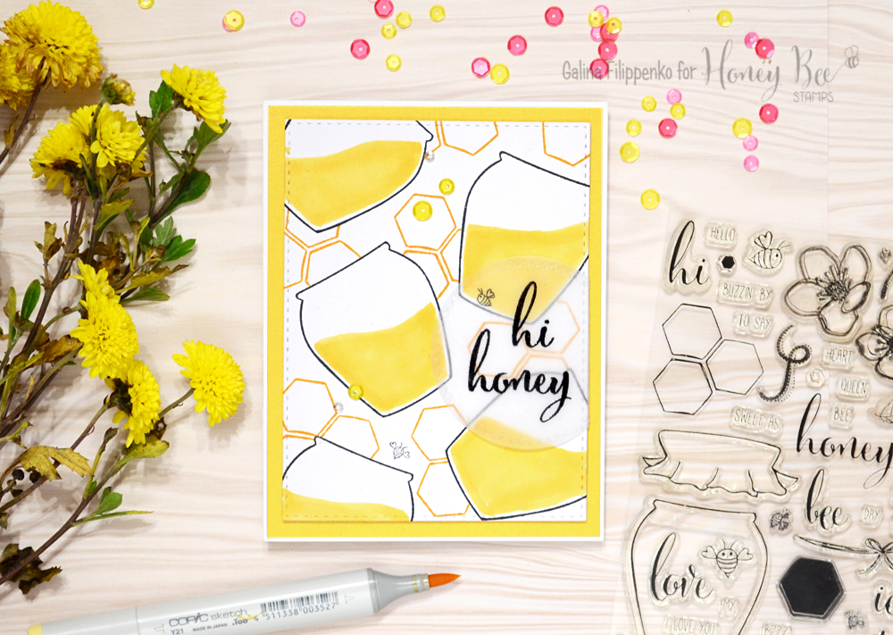 Honey card