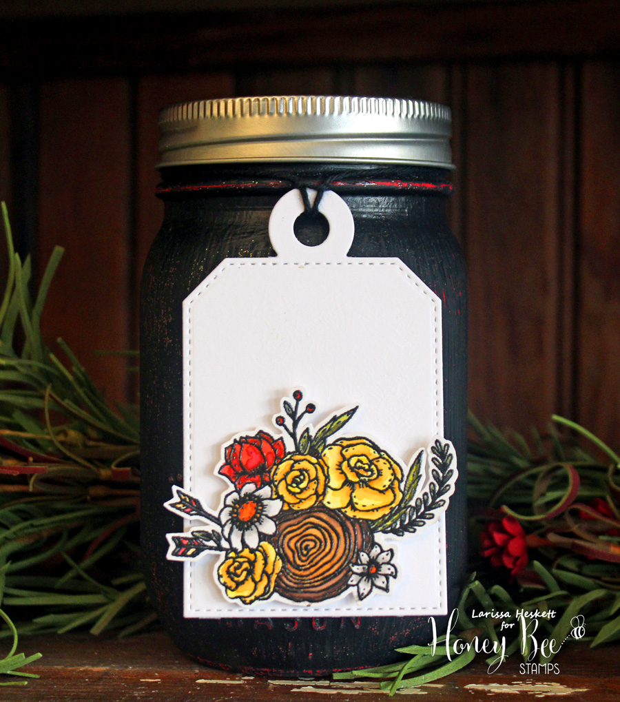 Floral Gift Tag!!