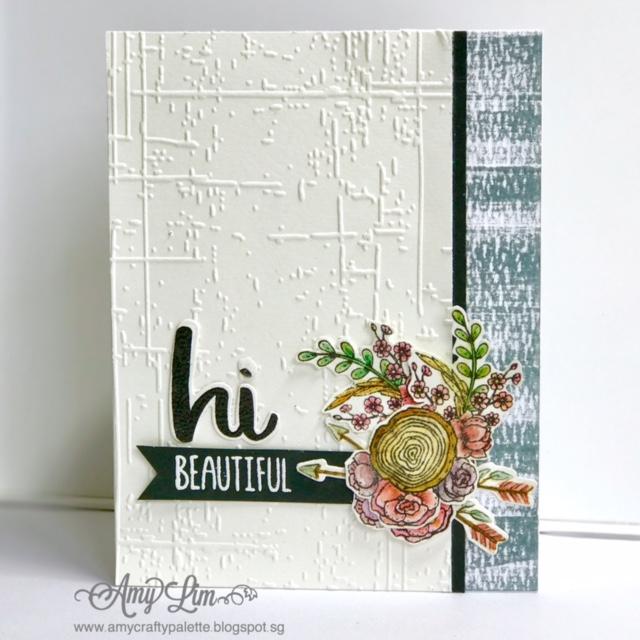 Spotlight Designer: Amy Lim's Hi Beautiful!