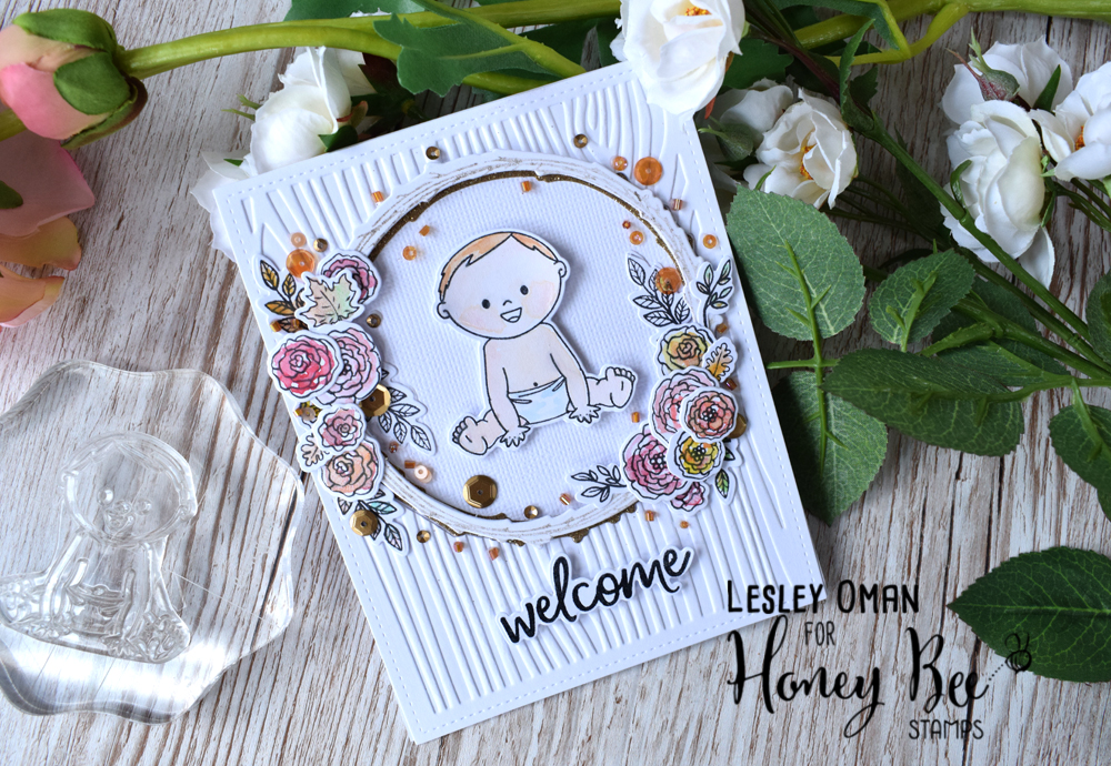 Welcome Baby With An Autumnal Twist!