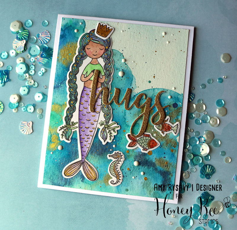 Mermaid Hugs