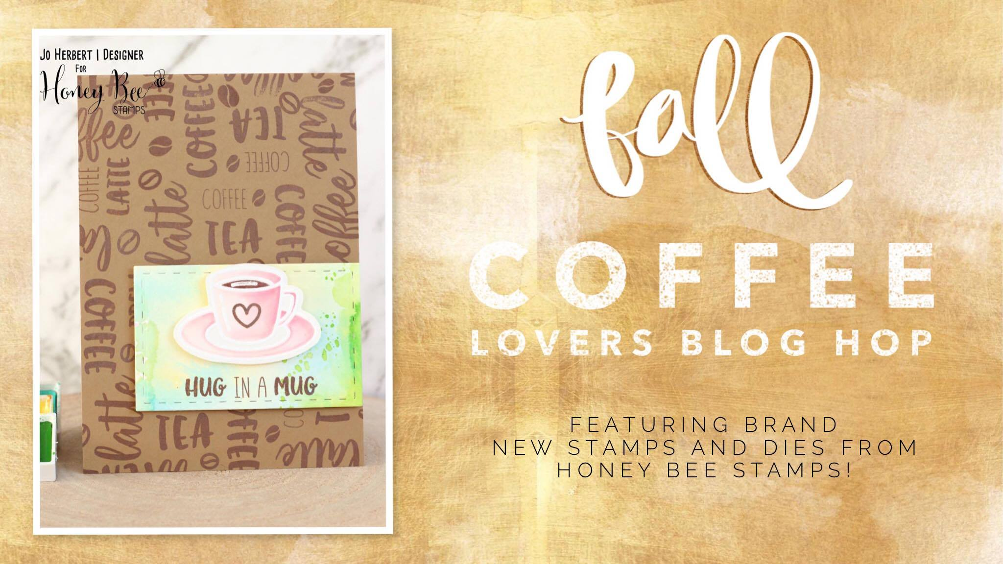 Fall Coffee Lover's Blog Hop