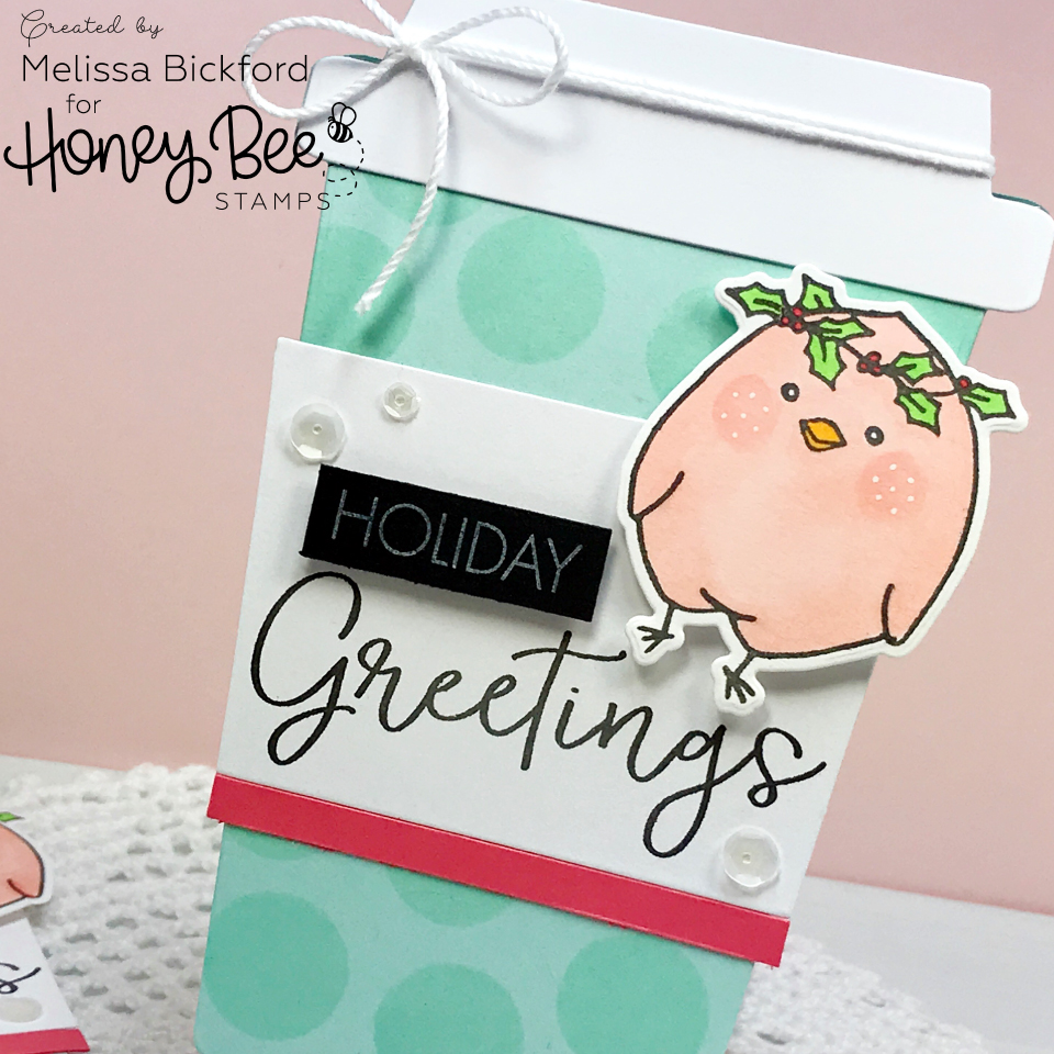 Holiday Greetings – Honey Bee Stamps