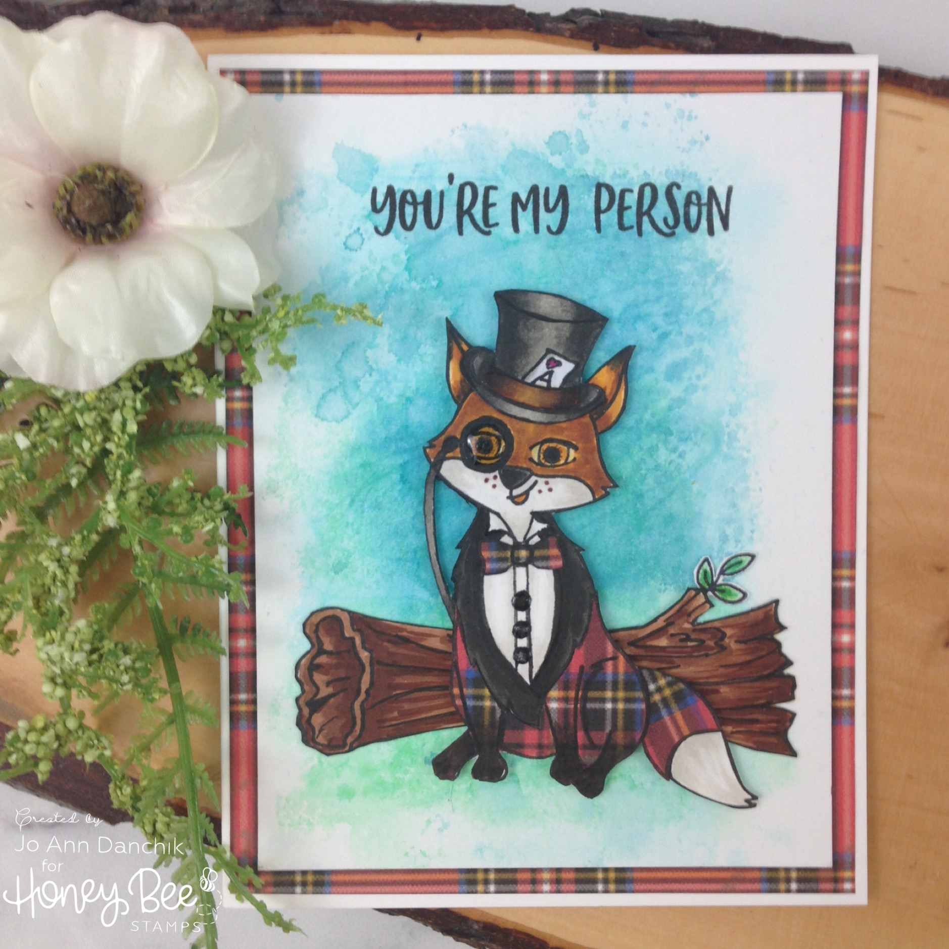 Creative Sundays With Jo Ann: You're My Person