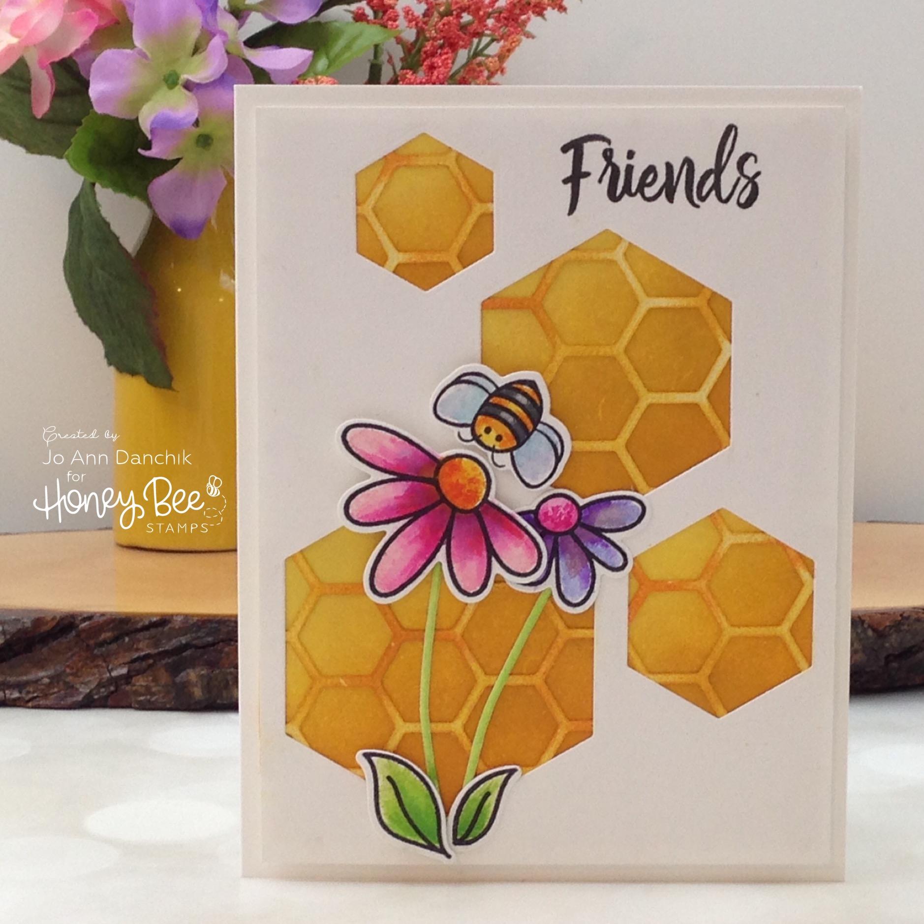 Creative Sundays With Jo Ann: Honeycombs & Hexagons