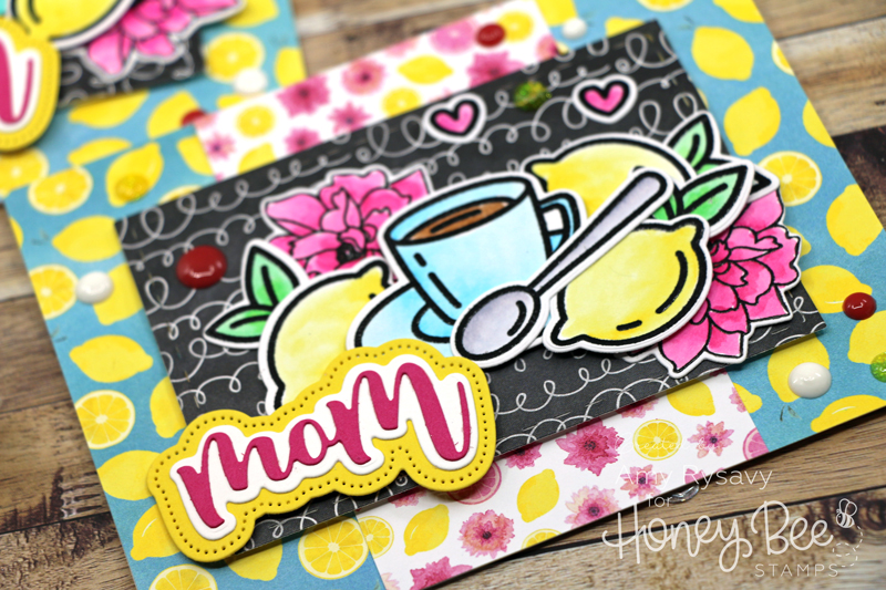 Tea Cards for Mom with Amy Rysavy