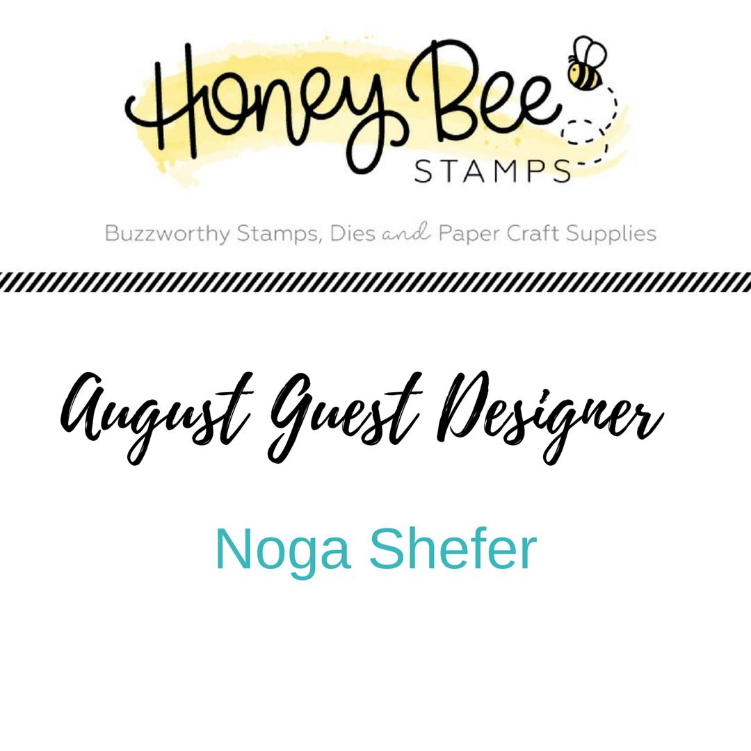 August Guest Designer: Noga Shefer