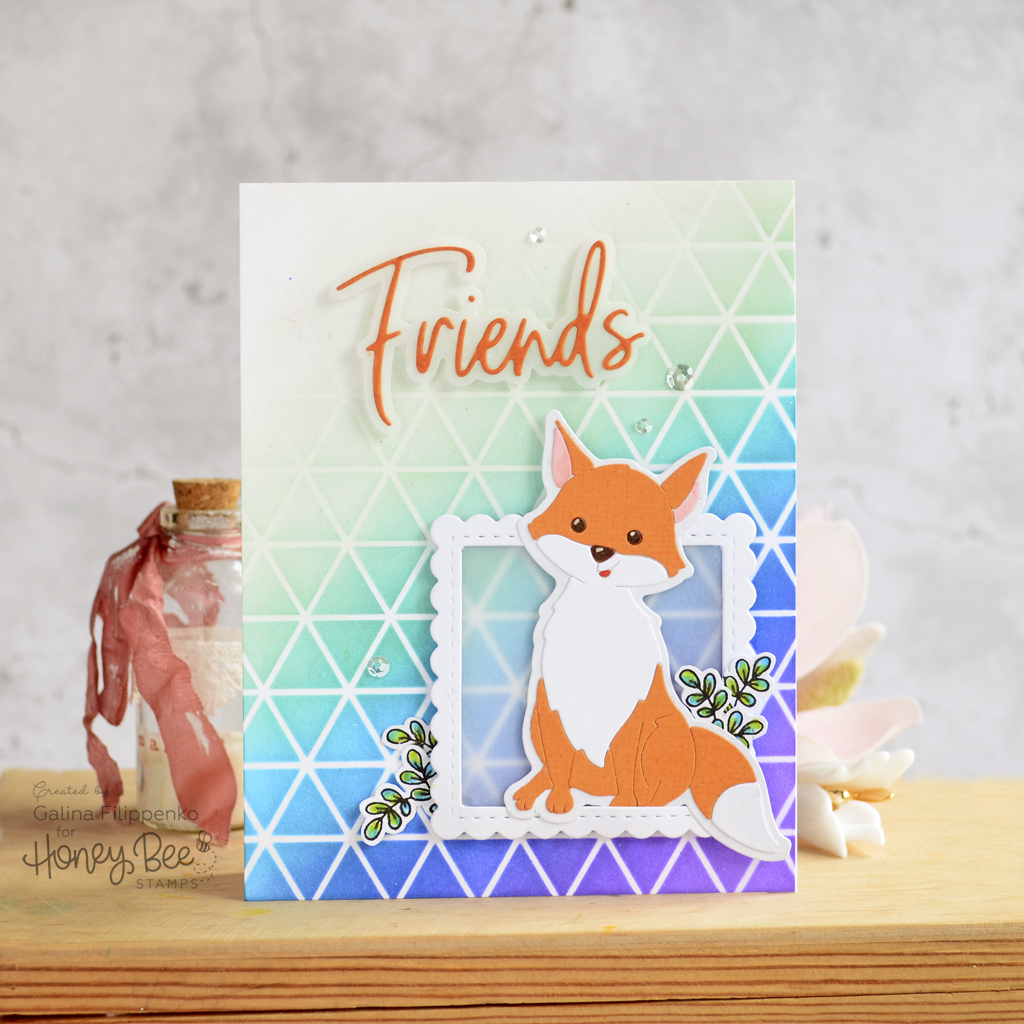 Foxy Friends with Galina