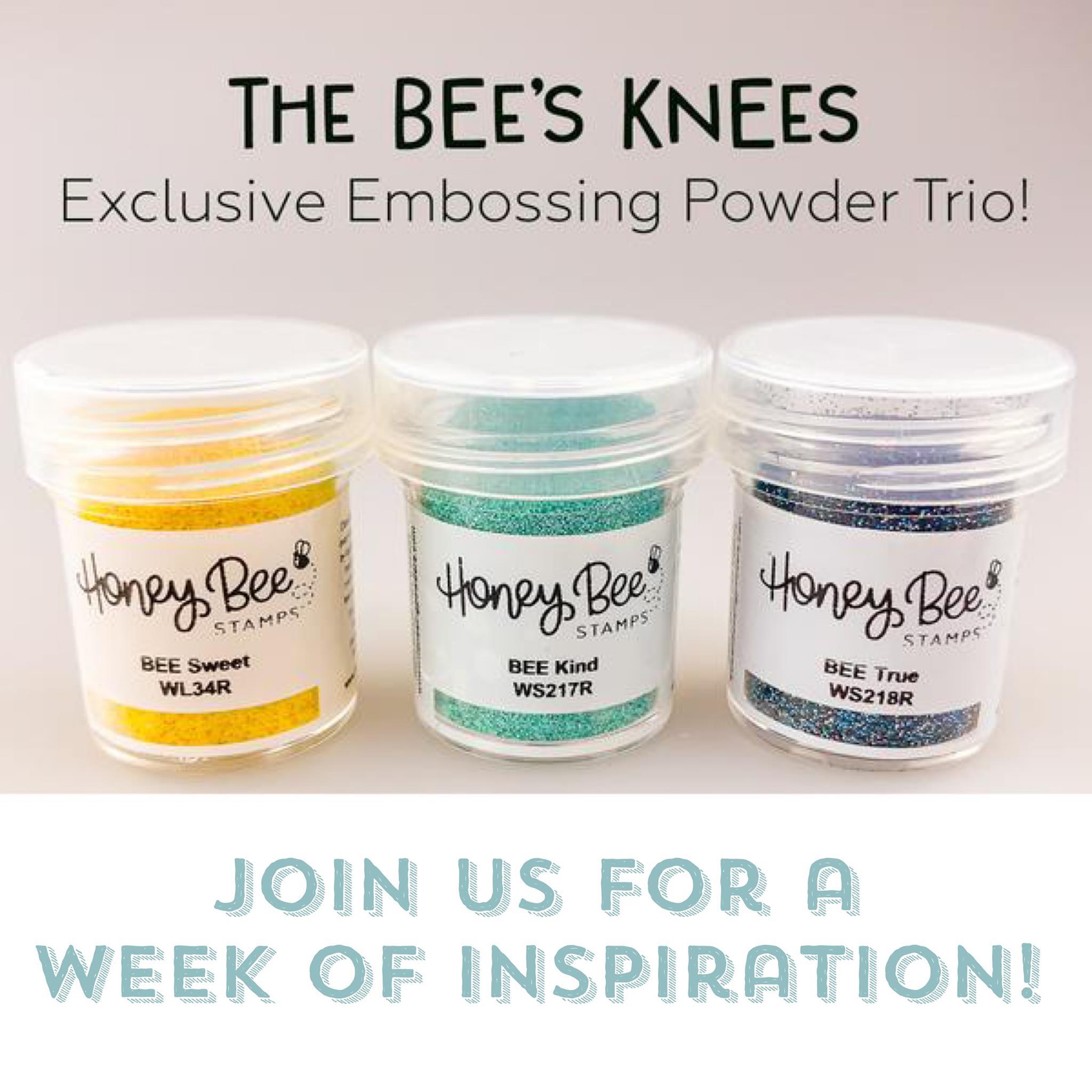 WOW! Honey Bee Really Shines!