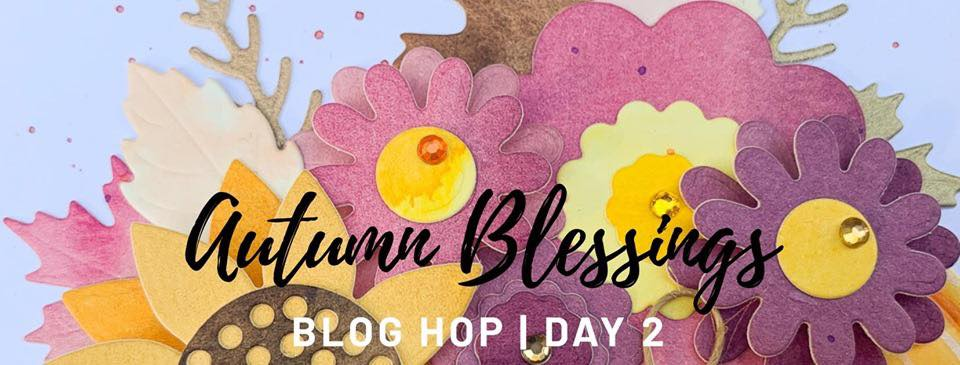 Autumn Blessings Blog Hop Day Two