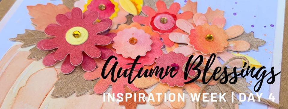 Autumn Blessings Inspiration Week – Day Four