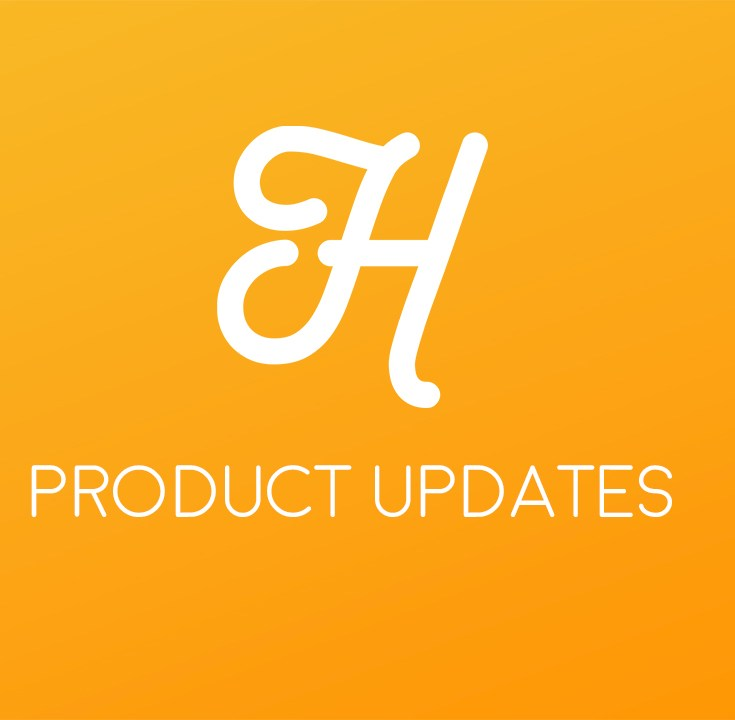 Honeycommb Product Updates