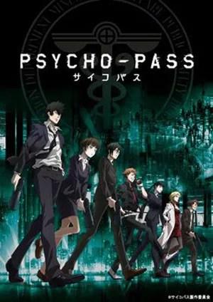Psycho-Pass dvd