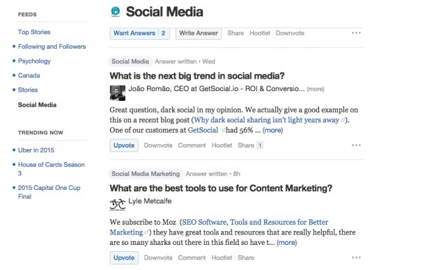 quora - how to promote your blog