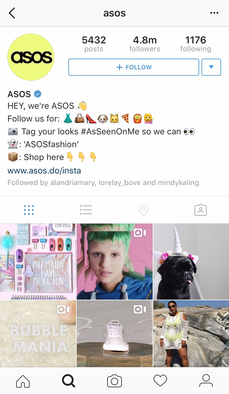Instagram Bio Ideas For Business