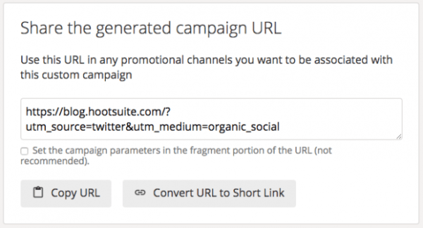 How to Use UTM Parameters to Track Social Media Success | Hootsuite Blog