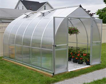 Palram Bella Greenhouse - Outer