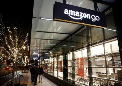 Amazon Go Blog
