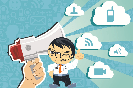redes sociales para el negocio
