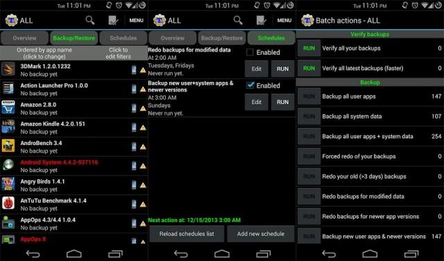 app Titanium android rooteado