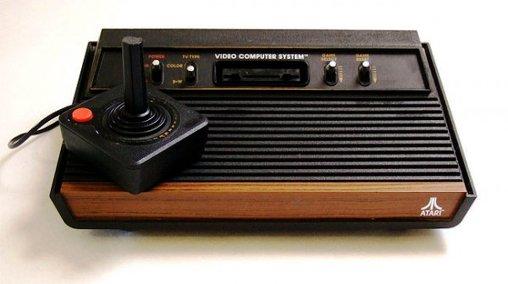 consola de video juego antigua