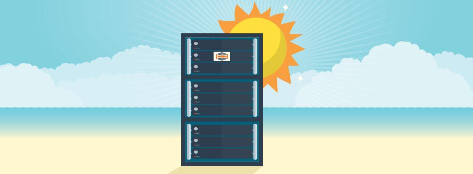 Data center y sus inconvenientes verano