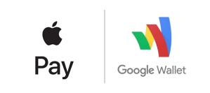 Apple pay-Google Wallet