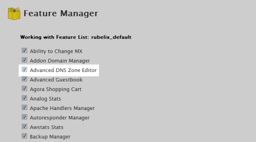 , How to enable or disable Advanced DNS editor in WHM, Hostripples Web Hosting