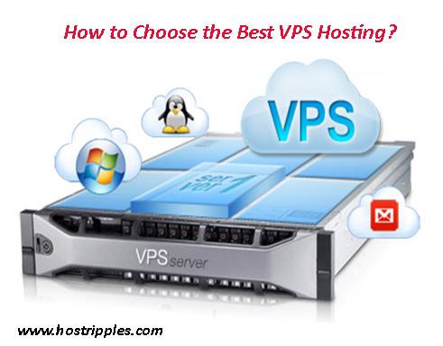 How to Choose the Best VPS Hosting?, Hostripples Web Hosting