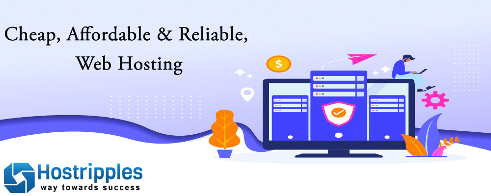 , Cheap, Affordable, Reliable, Budget Web Hosting, Hostripples Web Hosting