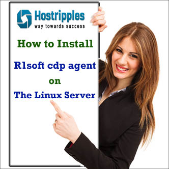 R1soft cdp, How to install R1soft cdp agent on the Linux server, Hostripples Web Hosting