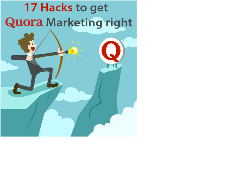 Quora , Quora profile , Quora hack, Quora posting, 17 Hacks to get Quora Marketing right, Hostripples Web Hosting