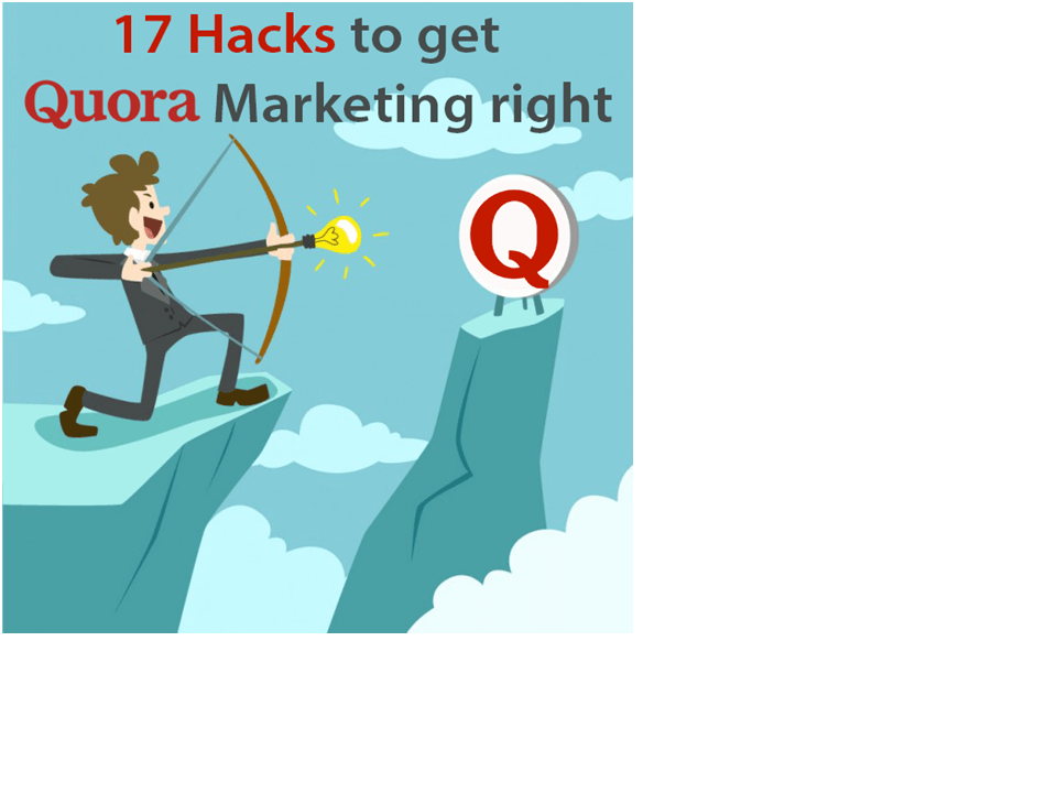 17 Hacks to get Quora Marketing right, Hostripples Web Hosting