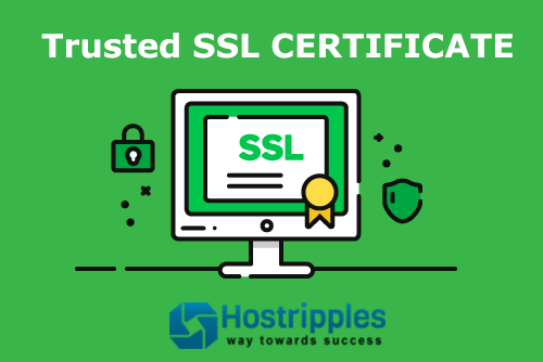 SSL Certificate, Hostripples Web Hosting