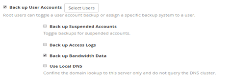 How to Configure Backups In WHM/cPanel – Hostripples, Hostripples Web Hosting