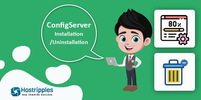 How to Install / Uninstall  ConfigServer eXploit Scanner (cxs), Hostripples Web Hosting