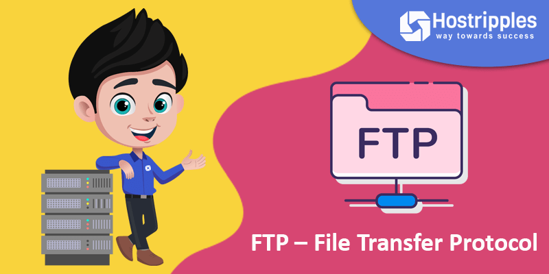 FTP – File Transfer Protocol, Hostripples Web Hosting