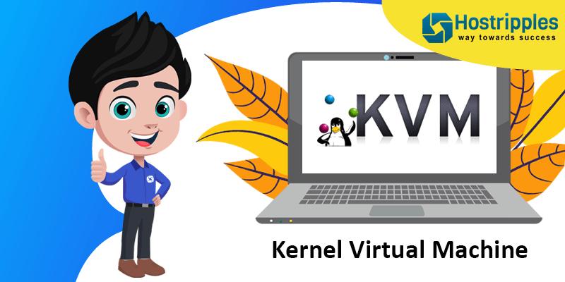 Kernel Virtual Machine, Hostripples Web Hosting