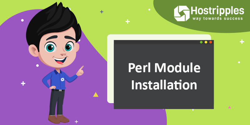 Perl Module Installation, Hostripples Web Hosting