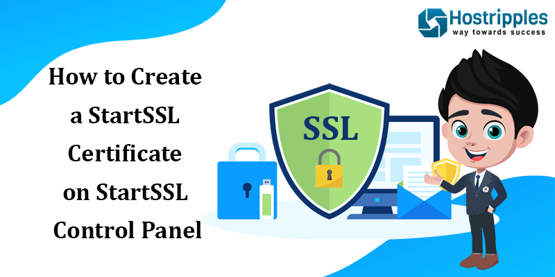 How to Create a StartSSL Certificate on StartSSL Control Panel, Hostripples Web Hosting