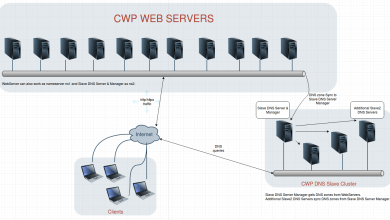 DNS Cluster