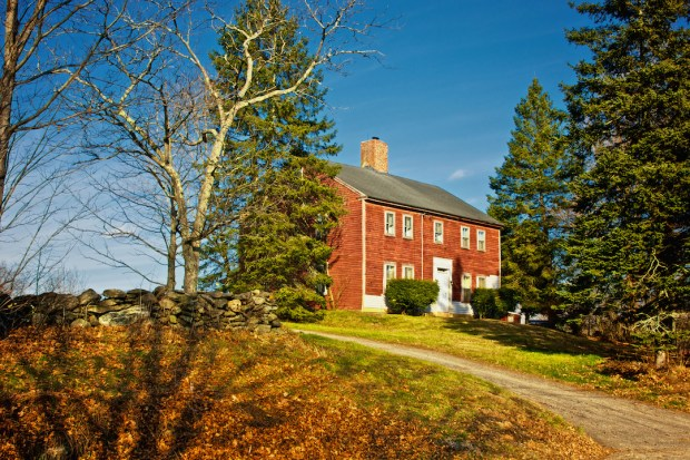 small towns in new england