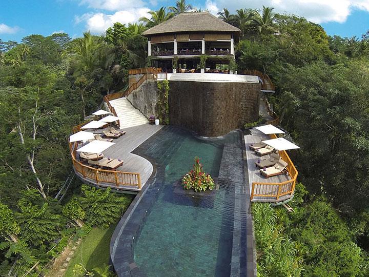 Hanging Gardens of Bali - Hanging Garden of Bali Large - Hoterip, Layanan Pesan Hotel Terbaik, Pesan dan Booking Hotel di Bali