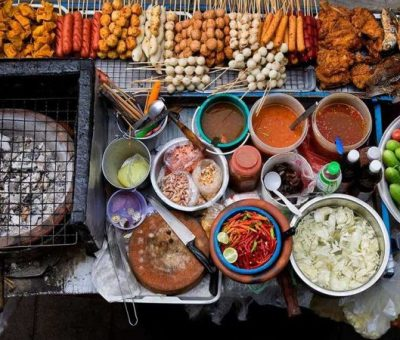 Street food indonesia - Hoterip.com