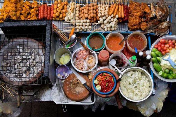 Street food indonesia - Hoterip.com