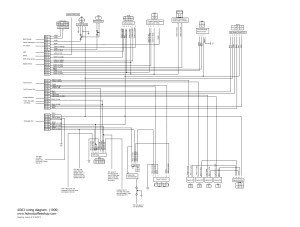 4G63 Wiring Diagrams  Schematics For Engine Swaps
