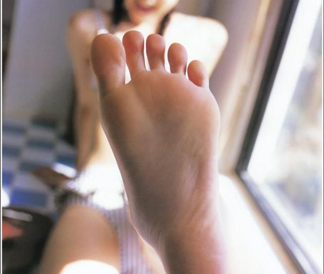 Because I Love Asian Feet Hott Barefoot Blog