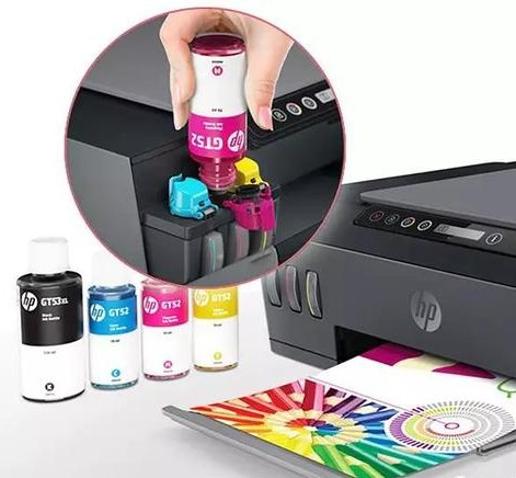 How much do you know about printer ink?