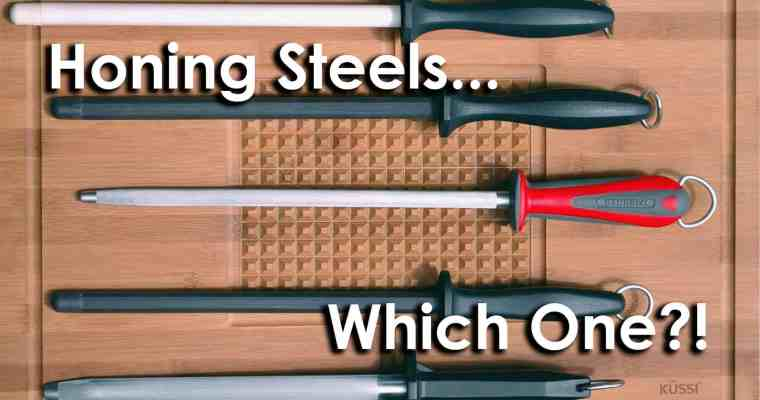 New Video – Which Type of Honing Steel is Right for Me?