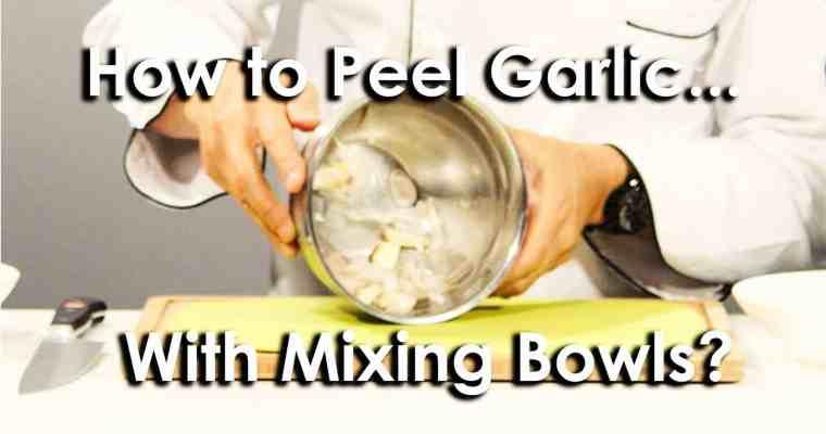 The Easiest, Fool-Proof Way to Peel Garlic